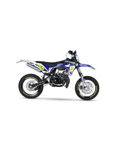Moto SHERCO 50 cc Factory RS super motard