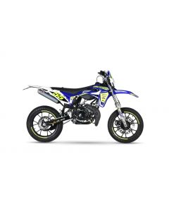 Moto SHERCO 50 cc Factory STD super motard